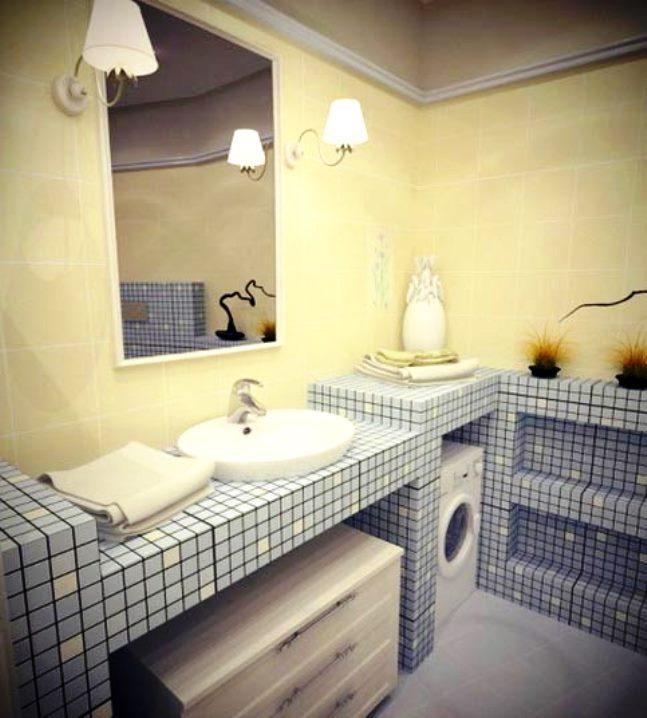 мозаика плитка в ванну фото