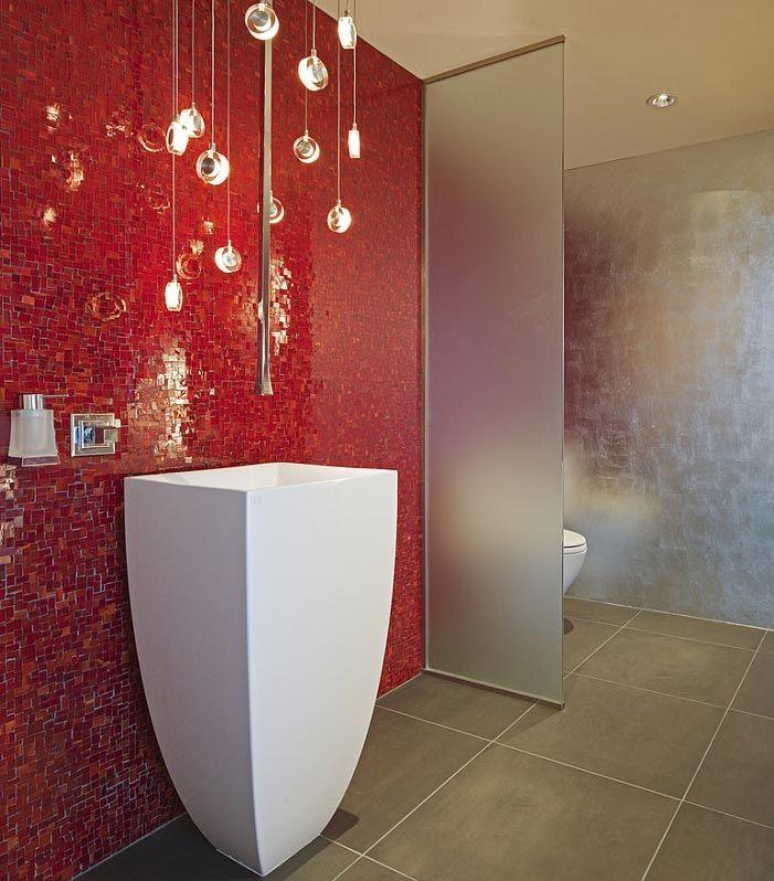 плитка для ванной мелкая мозаика