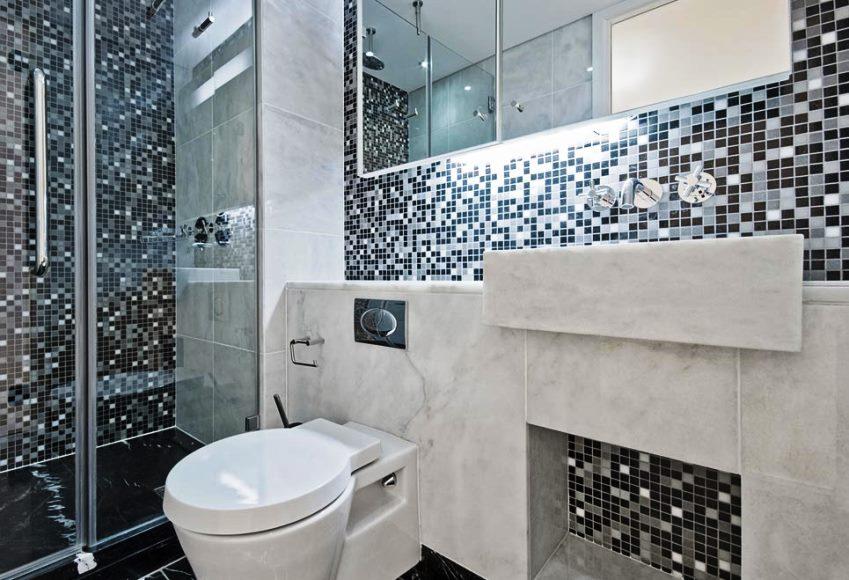 кафель мозаика для ванной фото